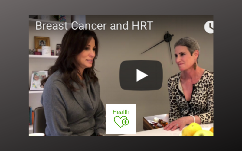 Breast cancer and HRT