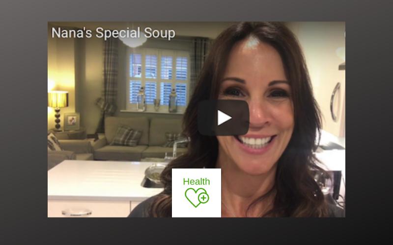 Nana's special soup recipe