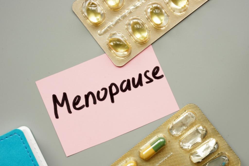 34 menopausal symptoms