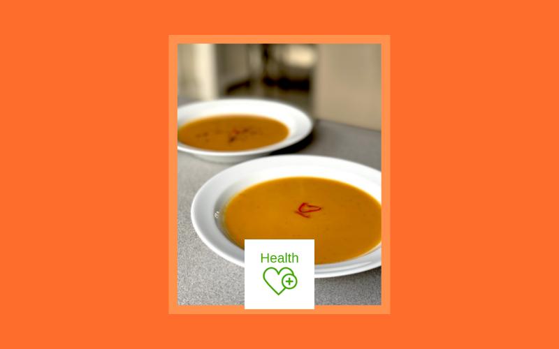Healthy recipes: Thai butternut squash soup