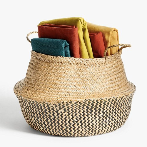 Storage baskets from John Lewis