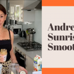 Andrea's sunrise smoothie