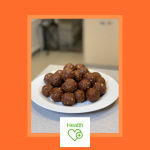 Healthy recipes: Chocolate nutty balls