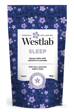 Westlab sleep epsom salts, £4.68, lookfantastic