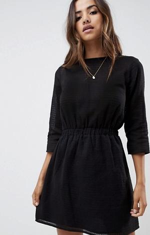 Elasticated mini dress, £20