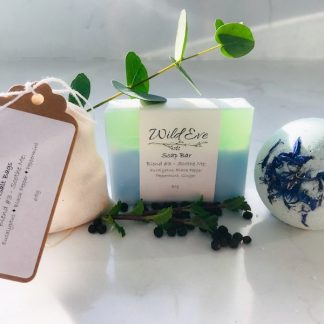 Soothe Me – Beautifully handmade natural bath products (small gift box)