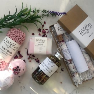 Sweet Sleep – Beautifully handmade natural bath products (large gift box)