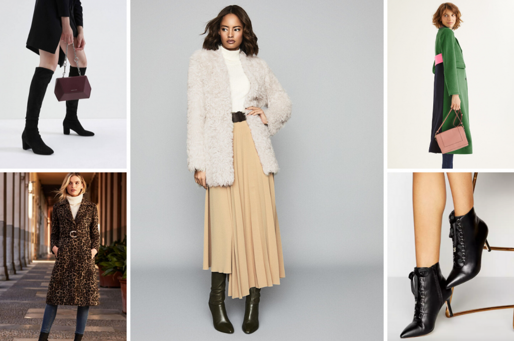 The autumn update: Boots and coats