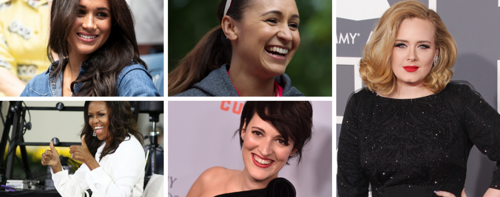 What a difference a decade makes: The women that have defined the last ten years