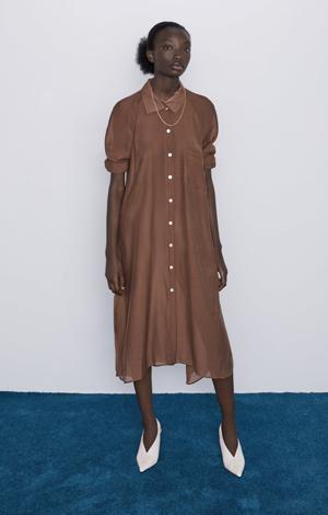 Shirt dress, £49.99
