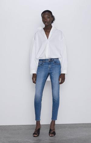 Skinny jeans, £25.99