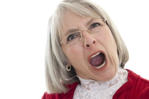 All sewn up: The perils of returning to live with your parents….