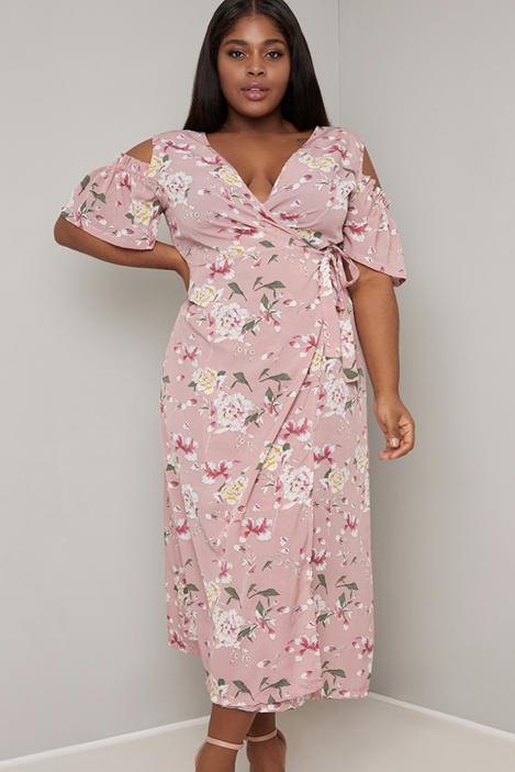 Curve Toria Dress, £55, Chi Chi London
