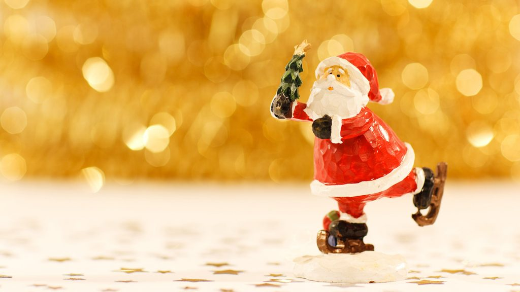 One month to go! Ten steps to crushing Christmas