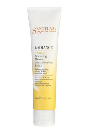 Sanctuary Spa 1 minute Microdermabrasion Polish, £12, Boots