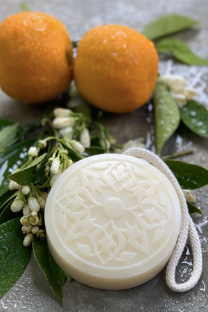 Orange Blossom Hamman Soap, £29.28