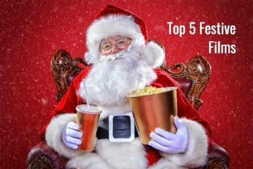 Our Top 5 festive films