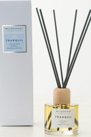 Tranquil organic diffuser, £30, Wildheart Organics