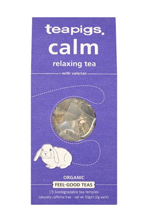 Teapigs Calm Relaxing Tea, £4.15, Waitrose