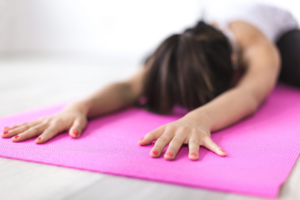 The best yoga moves for stress