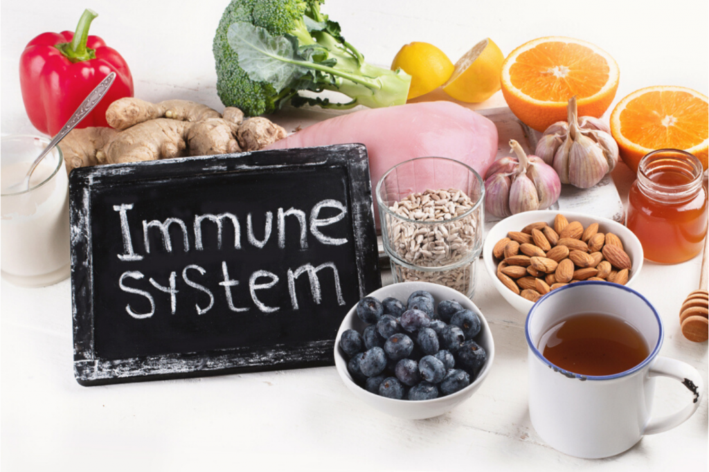 Our top 10 immune-boosting tips!