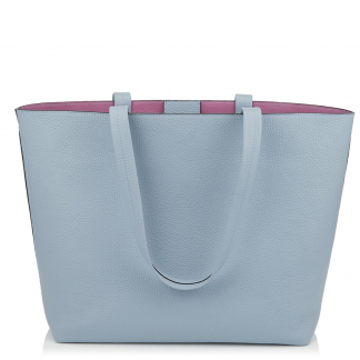 Michelle Carryall Tote – Duck Egg