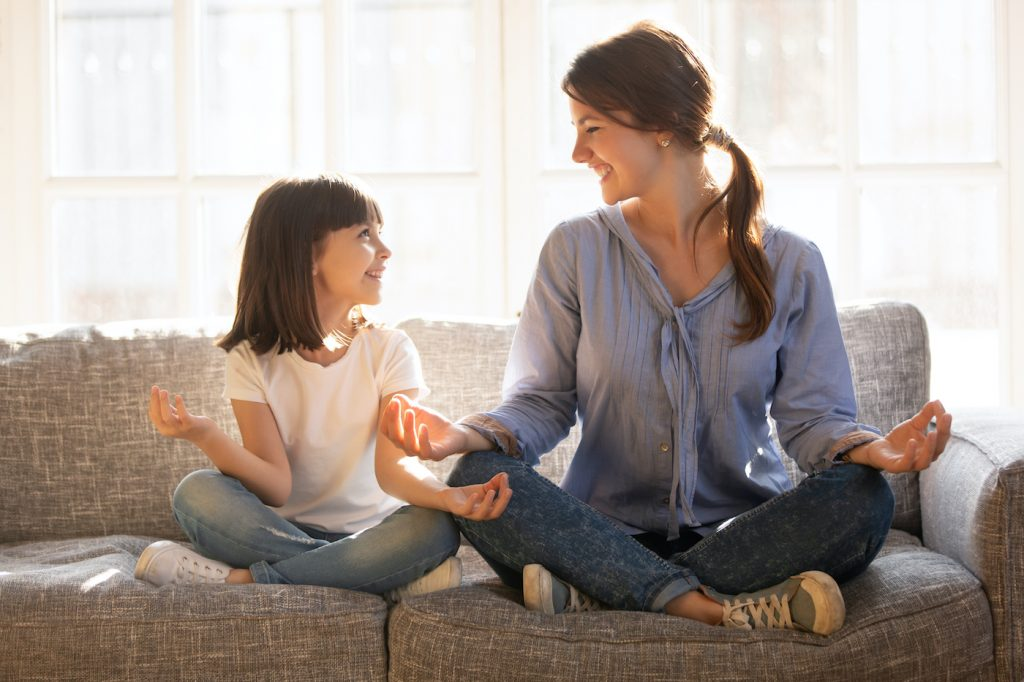Immune activating meditation for all the family