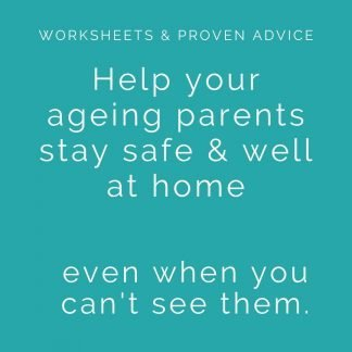 Help your parents stay safe and well at home – even when you can't see them