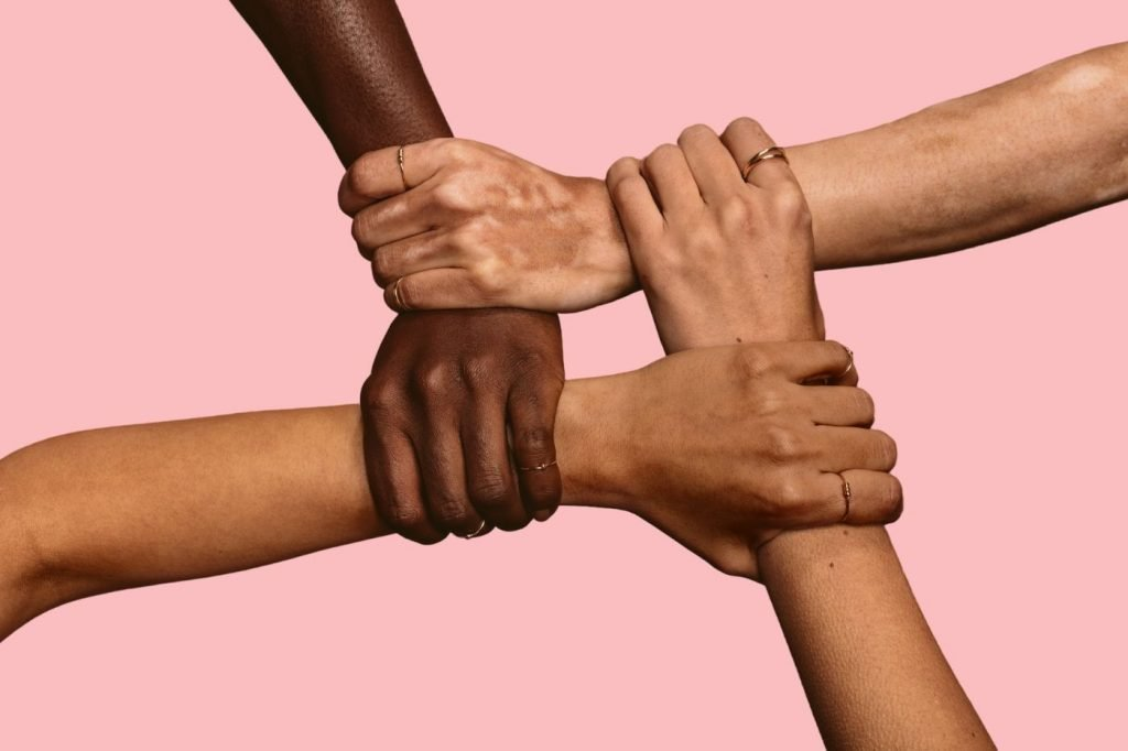 How white women can help their black sisters