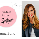 Product Partner spotlight – Emma Bond