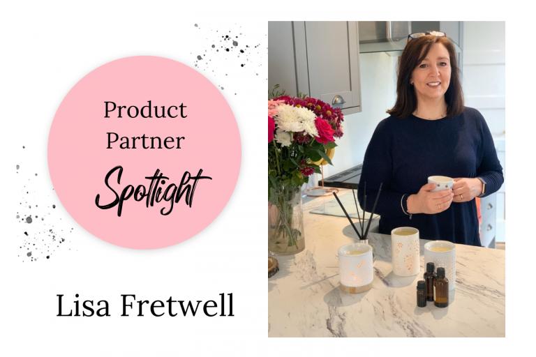 Lisa Fretwell product Partner Spotlight