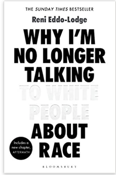 Why I'm No Longer Talking to White People About Race: