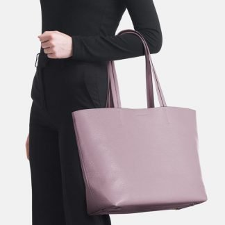 Michelle Carryall Tote – Dusky Pink