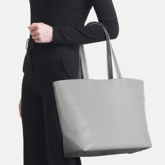 Michelle Carryall Tote – Grey