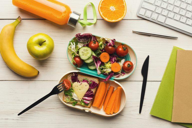 healthy eating post lockdown
