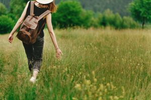 what is mindful walking