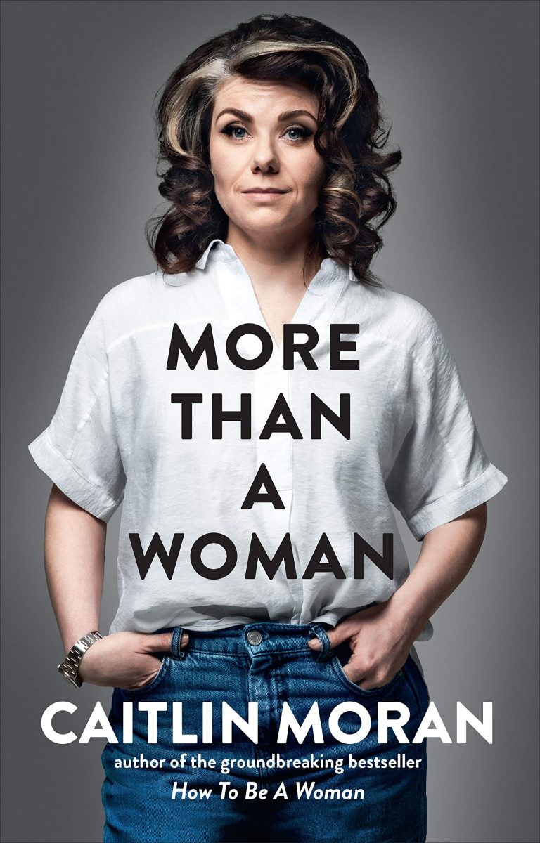 Caitlin Moran: More than a woman