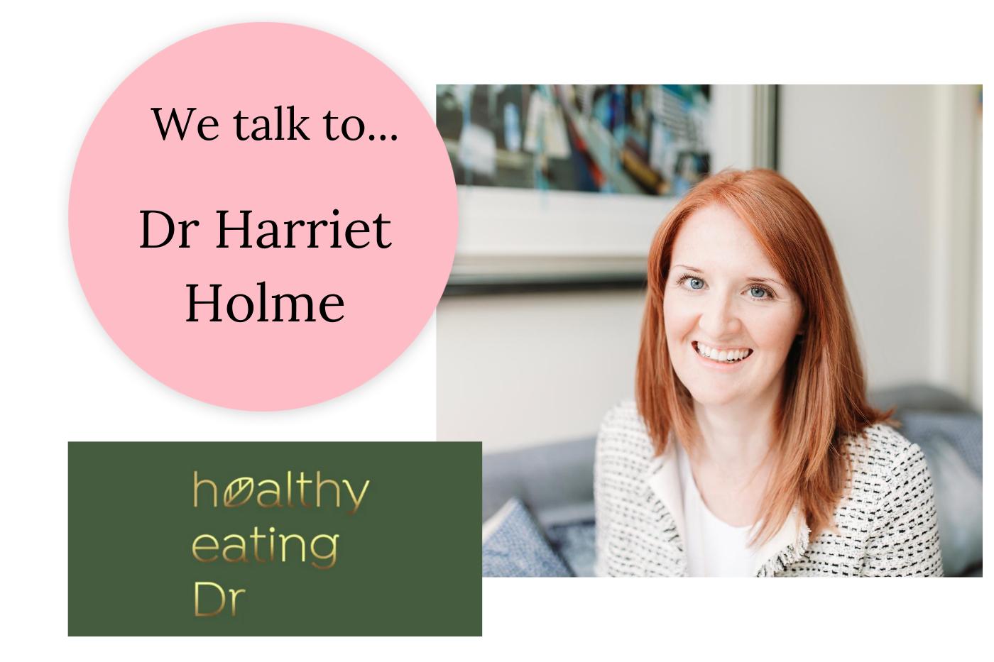 Dr Harriet Holme