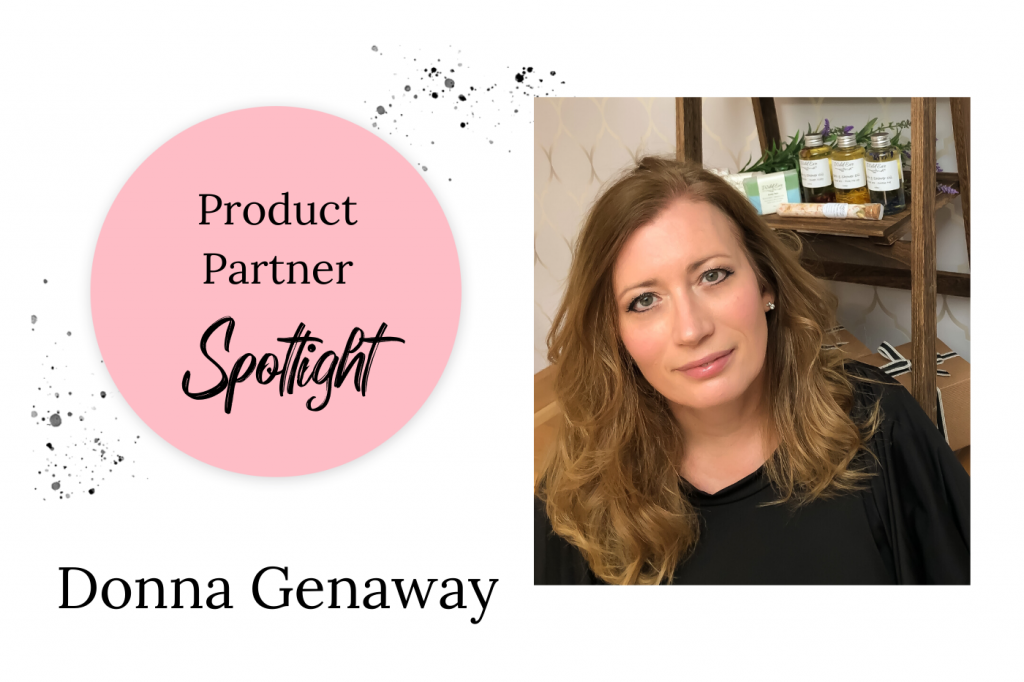 Product Partner spotlight – Donna Genaway