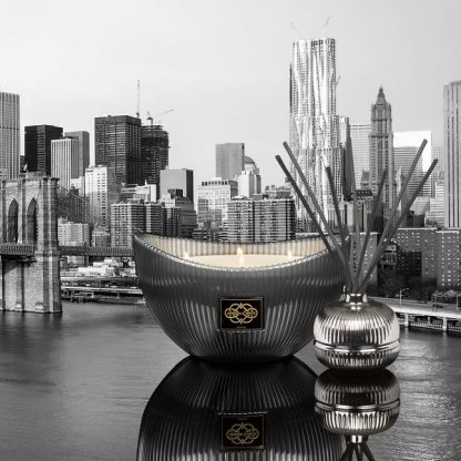 NEW YORK 4 Wick & Diffuser Offer