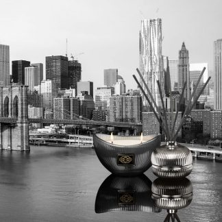 NEW YORK 2 Wick & Diffuser Offer