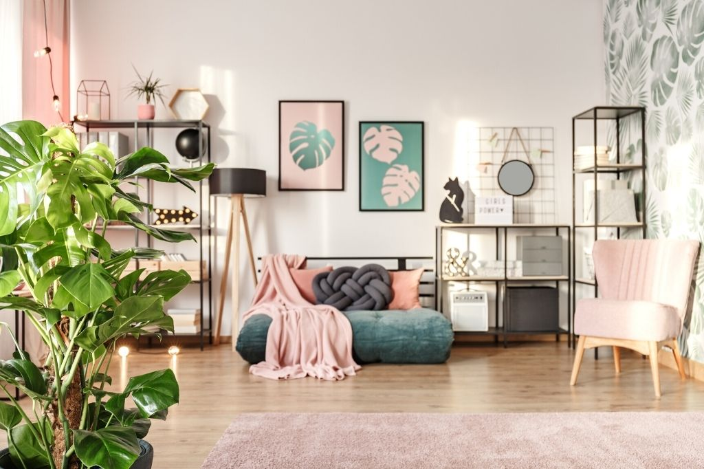 Seven easy ways to create a calm living space