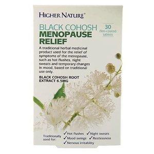 Higher Nature black cohosh supplement