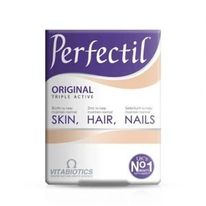 Perfectil hair and nail supplement