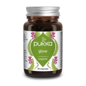Pukka glow skin supplement
