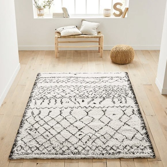 On trend berber rugs are a great finishing touch to any room