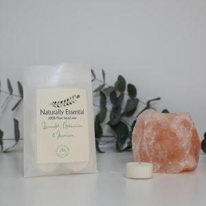 Naturally Essential Himalayan Salt Lamp Tealight Holder