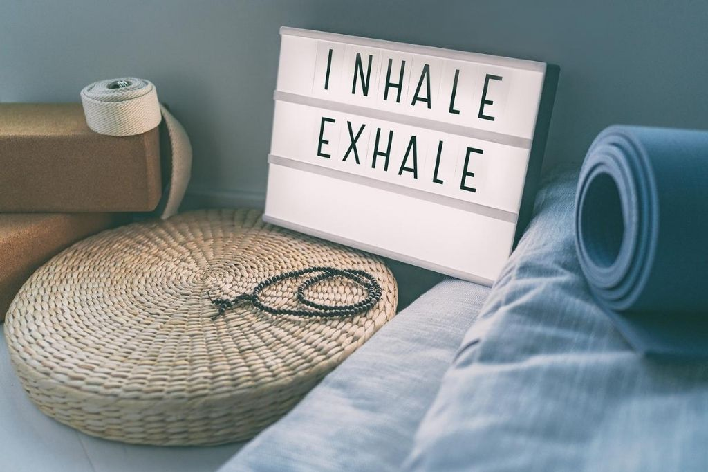 Inhale exhale: The benefits of meditation