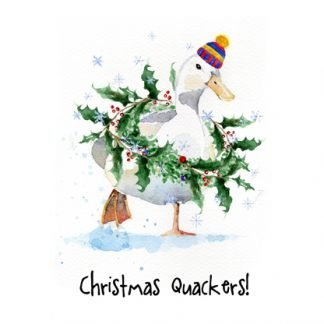 Christmas Quackers!