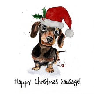 Happy Christmas Sausage!